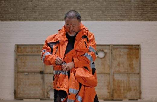 Ai Weiwei: Safety Jackets Zipped the Other Way