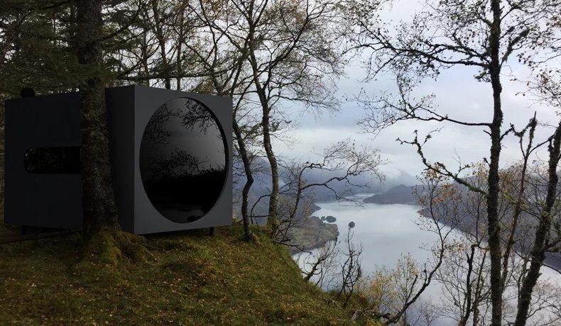 Birdbox, piccoli rifugi nei fiordi norvegesi