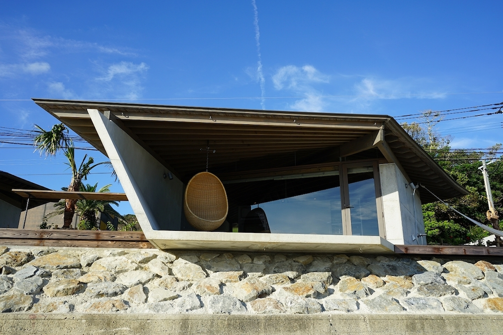 Denpaku the beachfront Mijora, the dream villas in Japan | Collater.al