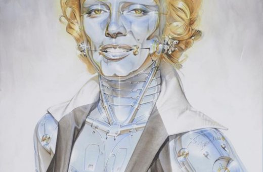 Hajime Sorayama returns with two new exhibitions in Japan