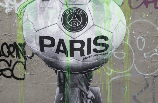 Ludo is back on the streets of Paris again