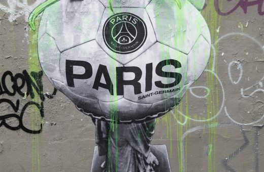 Ludo è tornato ancora nelle strade di Parigi