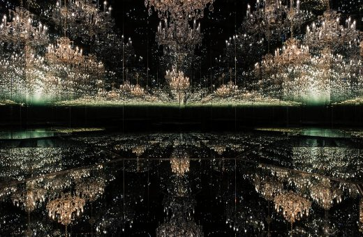Yayoi Kusama's Infinity Room at the Tate Modern