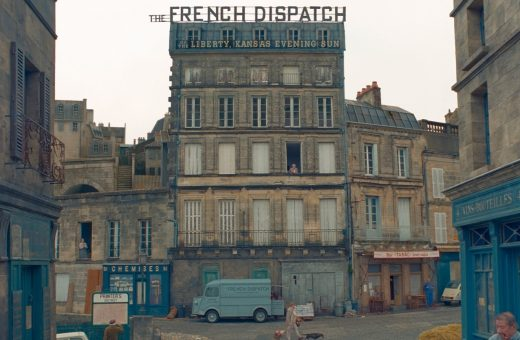 The French Dispatch, the trailer for Wes Anderson's film