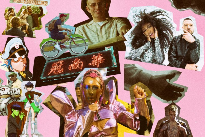 These are the best music videos of the week