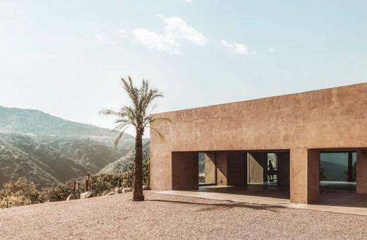 Villa RA, a dream structure in Calabria