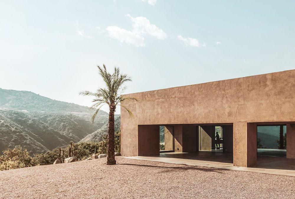 Villa RA, a dream structure in Calabria | Collater.al