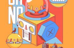 Le illustrazioni colorate e surreali di Jorsh Peña