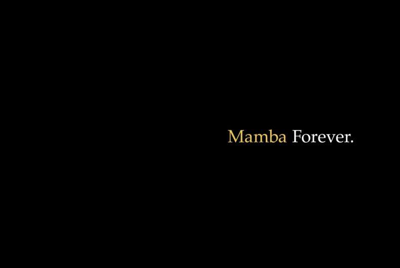 Mamba Forever, Nike celebra Kobe Bryant