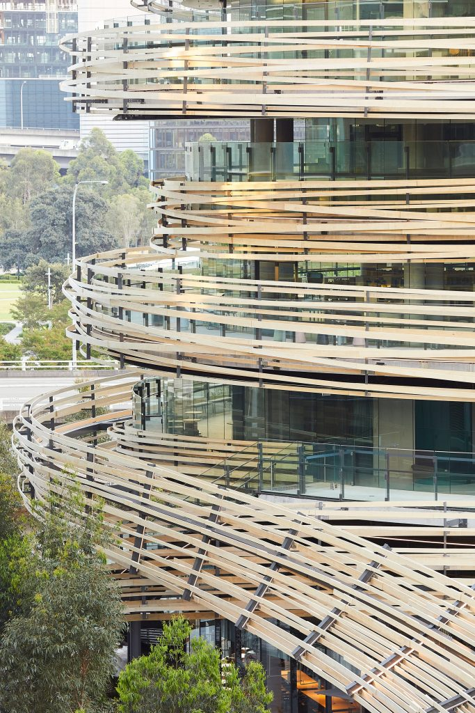 the exchange kengo kuma | Collater.al
