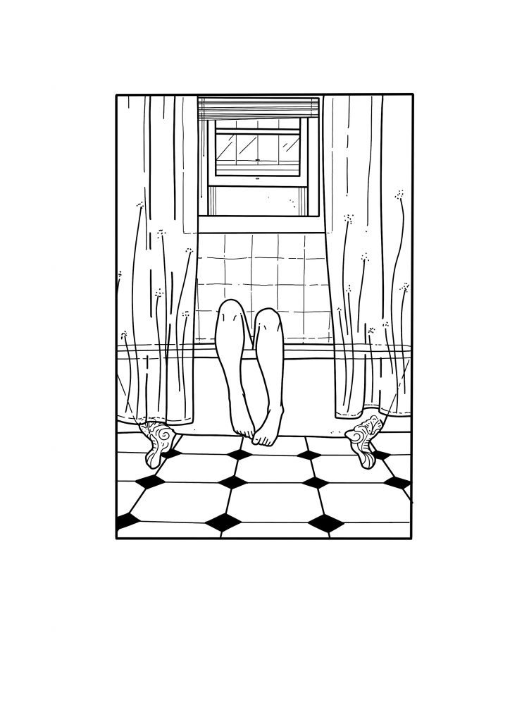 Sara disegna, io coloro. L'idea di Sara Commodi | Collater.al