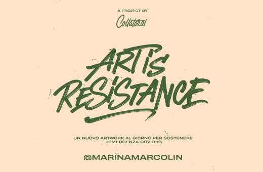 Art is Resistance – Marina Marcolin