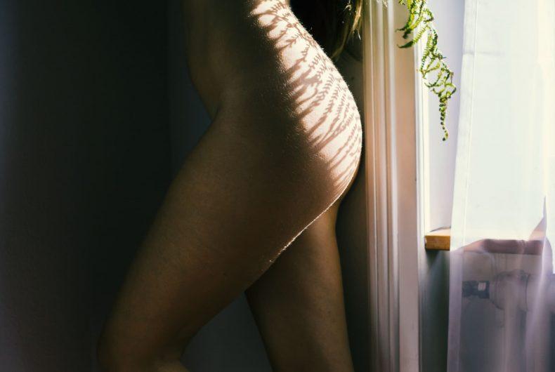 La fotografia sensuale e analogica di Chantal Convertini