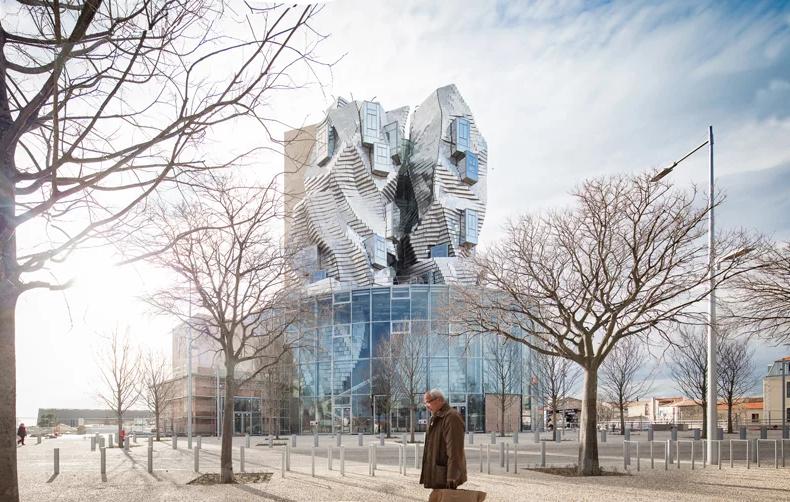 Frank Gehry, the deconstructivist genius