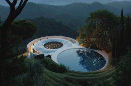 Henge Hill House, from farm warehouse to luxury villa