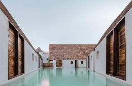 Hotel Punta Caliza, a little Mexican Venice
