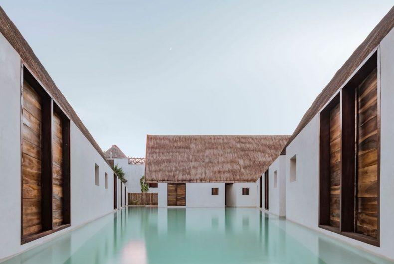 Hotel Punta Caliza, una piccola Venezia messicana