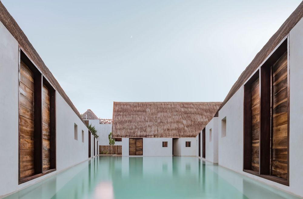 Hotel Punta Caliza, a little Mexican Venice | Collater.al