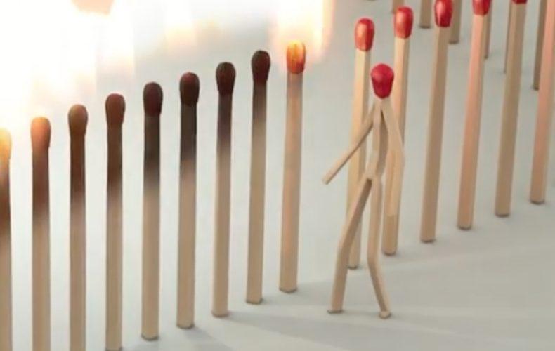 I fiammiferi animati di Juan Delcan e Valentina Izaguirre