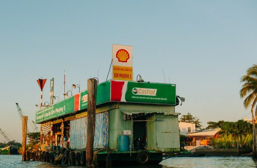 Backpacking Vietnam, Julia Nimke and travel photography