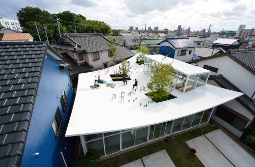 A habitable rooftop, the project by Velocity Studio