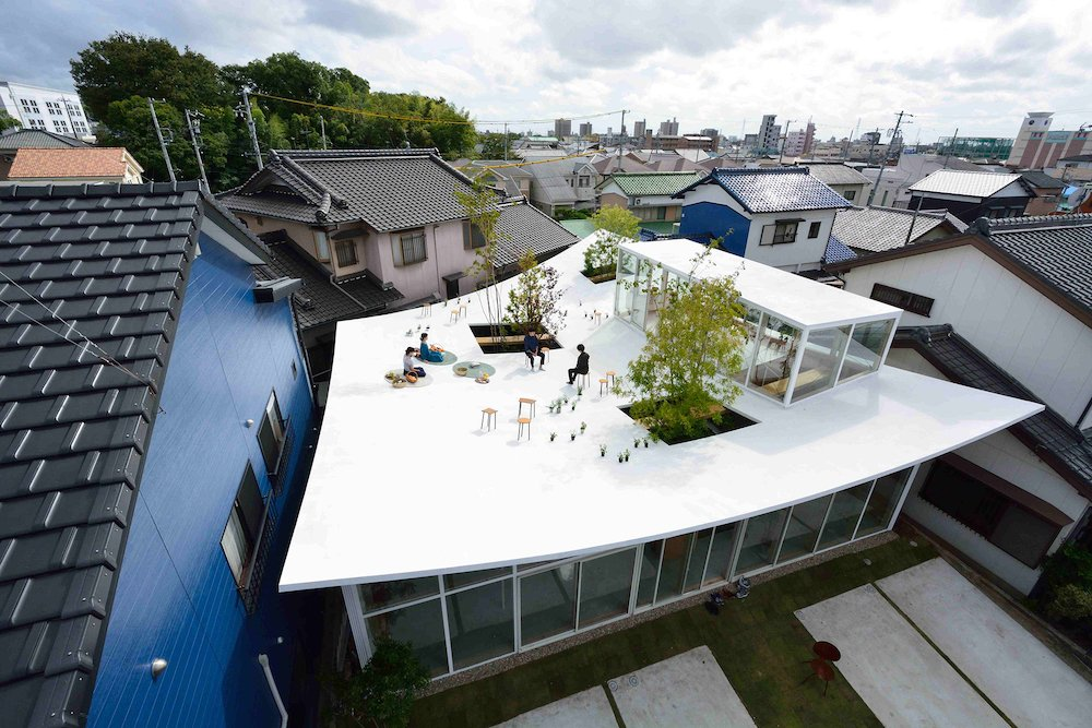 A habitable rooftop, the project by Velocity Studio | Collater.al