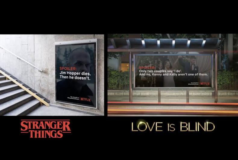 Netflix e il modo perfetto per non farvi uscire di casa