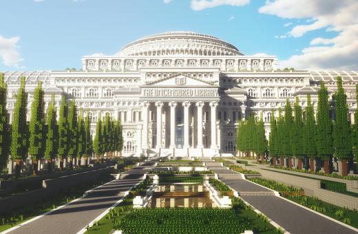 """Su Minecraft potete trovare """"The uncensored library"""""""