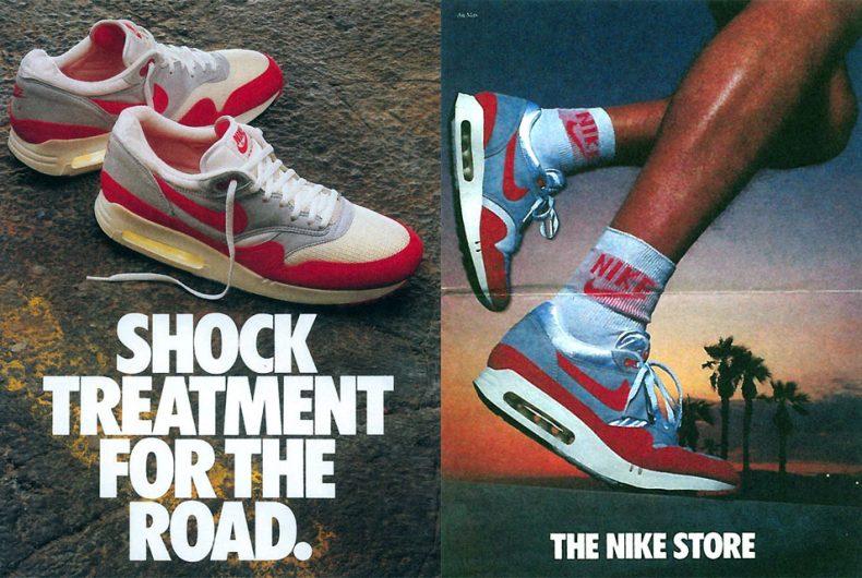 Le 5 Nike Air Max 1 più belle di tutti i tempi