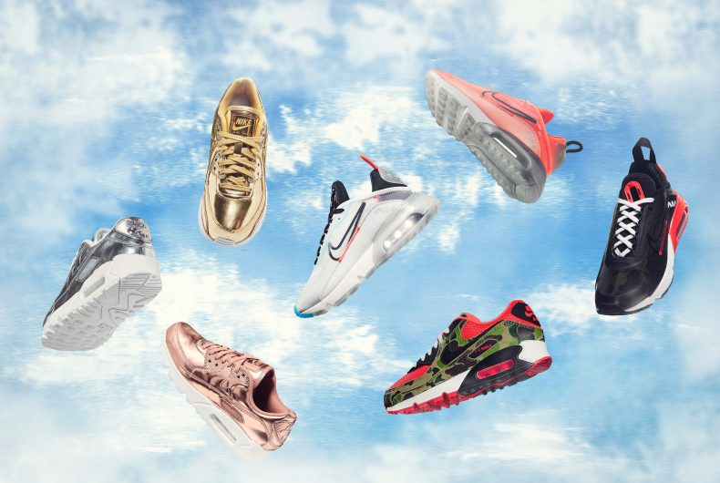 Nike si prepara a celebrare l'Air Max Day 2020