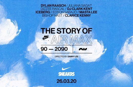 """The Story of Air Max: 90 to 2090"""