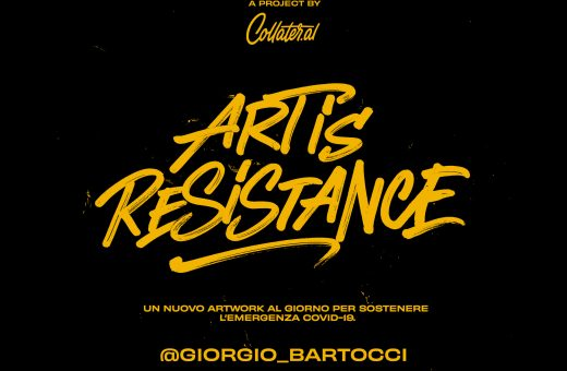 Art is Resistance – Giorgio Bartocci