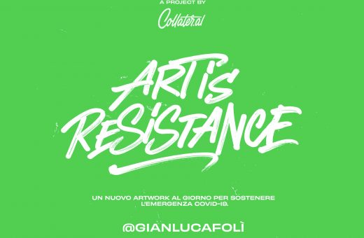 Art is Resistance – Gianluca Folì