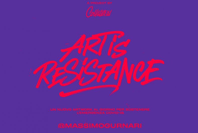 Art is Resistance – Massimo Gurnari