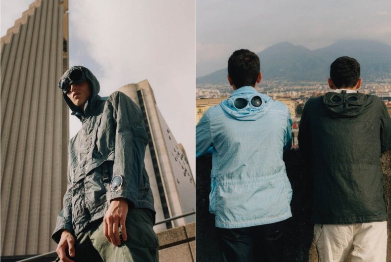 Il lookbook Spring/Summer 2020 di C.P. Company