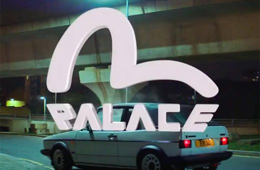 EVISU x Palace Skateboards