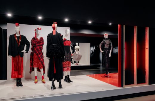 The virtual exhibition dedicated to Rei Kawakubo