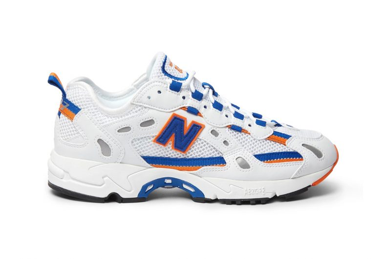 Le New Balance 827 in due nuove colorway