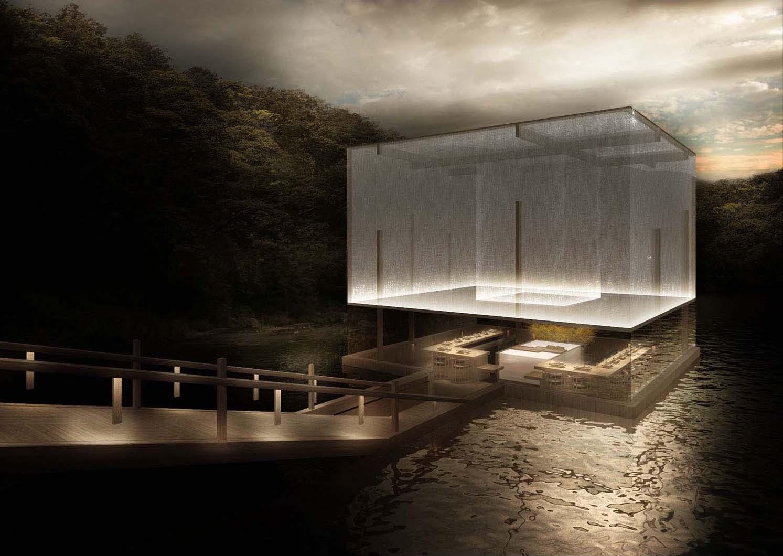 Sen Hakone Resort, a dreamlike place in Japan | Collater.al