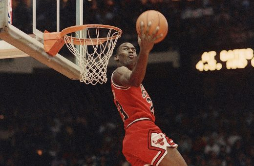 The Last Dance, the docu on Michael Jordan's last season with the Bulls
