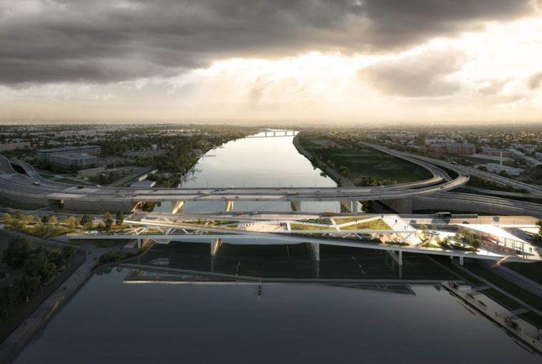 """""""The 11th Street Bridge Park"""", un progetto per Washington"""