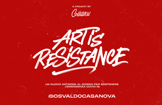 Art is Resistance – Osvaldo Casanova