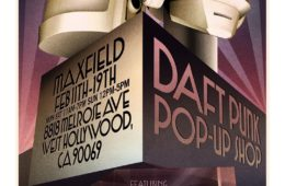 Daft Punk will play the soundtrack to Dario Argento's movie