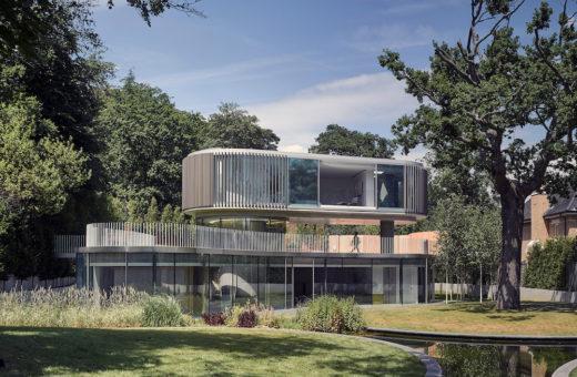 """""""House in coombe park"""", una villa da sogno"""