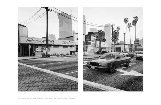 West of Here, the photographic project by Leonardo Magrelli