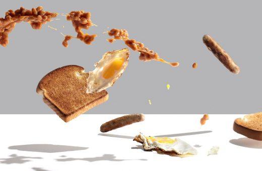 Conceptual Food, la serie fotografica di Michael Crichton