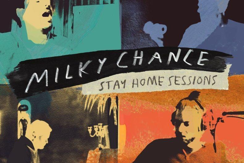 """""""Stay home session"""", un regalo dei Milky Chance"""