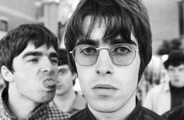 Don't stop… the Oasis took us back in time