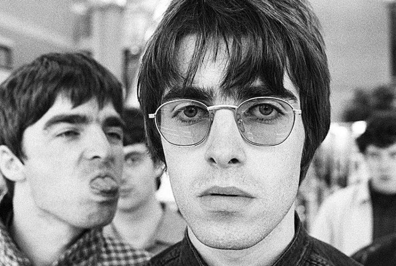 """""""Don't stop…"""" degli Oasis ci ha riportato indietro nel tempo"""