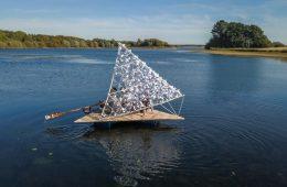 Tetra, una barca sostenibile per fuggire al largo